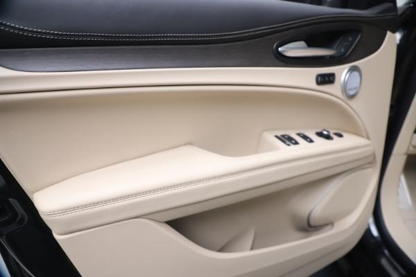 New 2021 Alfa Romeo Stelvio Ti Lusso Q4 for sale Call for price at Bugatti of Greenwich in Greenwich CT 06830 14