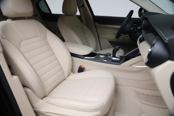 New 2021 Alfa Romeo Stelvio Ti Lusso Q4 for sale Call for price at Bugatti of Greenwich in Greenwich CT 06830 21