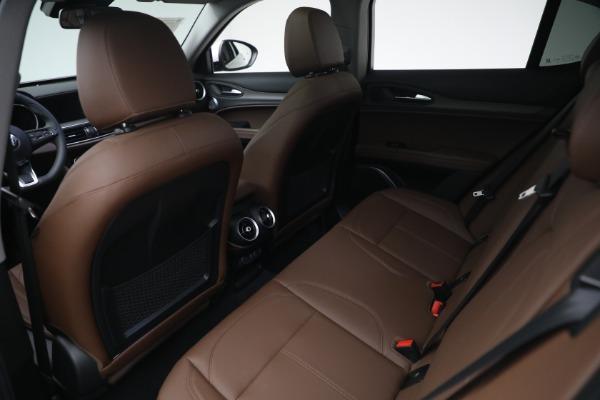 New 2021 Alfa Romeo Stelvio Ti Q4 for sale $54,840 at Bugatti of Greenwich in Greenwich CT 06830 22