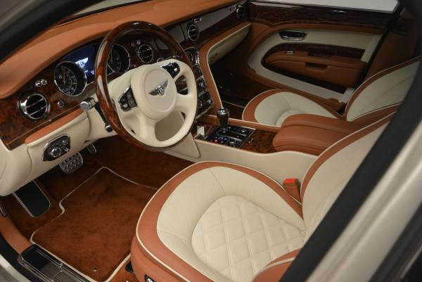 Used 2016 Bentley Mulsanne Speed for sale Sold at Bugatti of Greenwich in Greenwich CT 06830 21