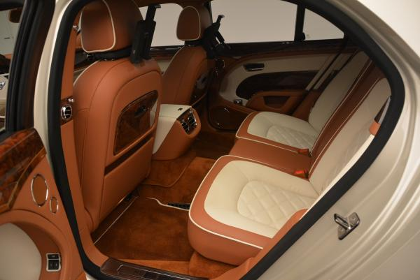 Used 2016 Bentley Mulsanne Speed for sale Sold at Bugatti of Greenwich in Greenwich CT 06830 26