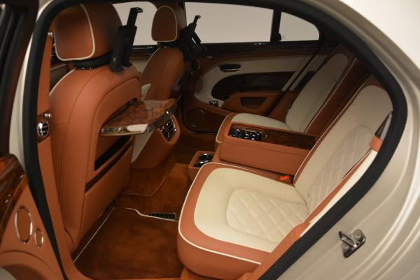 Used 2016 Bentley Mulsanne Speed for sale Sold at Bugatti of Greenwich in Greenwich CT 06830 27