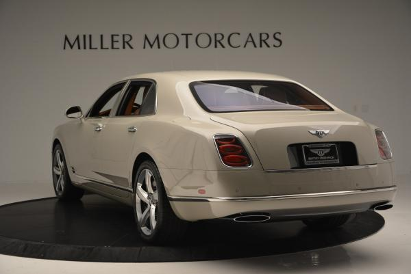 Used 2016 Bentley Mulsanne Speed for sale Sold at Bugatti of Greenwich in Greenwich CT 06830 4
