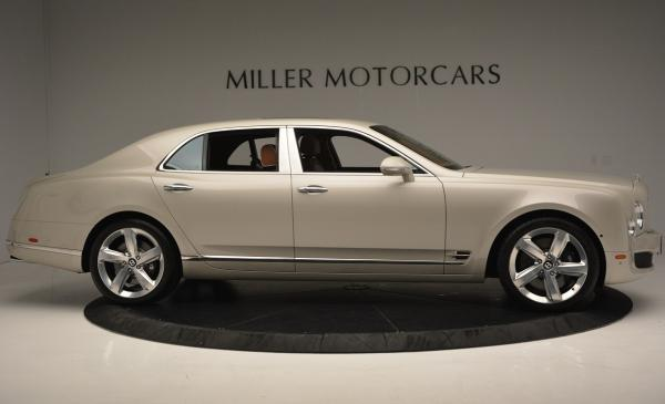Used 2016 Bentley Mulsanne Speed for sale Sold at Bugatti of Greenwich in Greenwich CT 06830 8