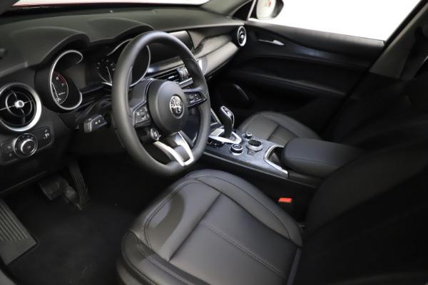 New 2021 Alfa Romeo Stelvio Q4 for sale $50,535 at Bugatti of Greenwich in Greenwich CT 06830 16