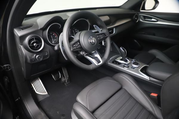 New 2021 Alfa Romeo Stelvio Ti Sport Q4 for sale $56,900 at Bugatti of Greenwich in Greenwich CT 06830 13