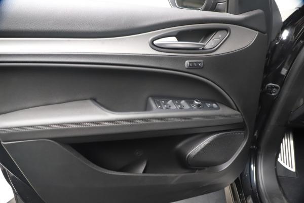 New 2021 Alfa Romeo Stelvio Ti Sport Q4 for sale $56,900 at Bugatti of Greenwich in Greenwich CT 06830 16