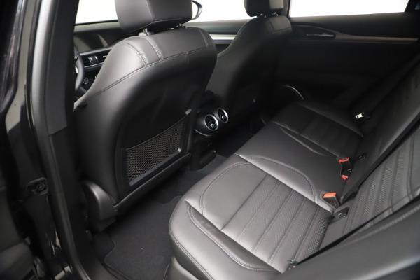 New 2021 Alfa Romeo Stelvio Ti Sport Q4 for sale $56,900 at Bugatti of Greenwich in Greenwich CT 06830 17
