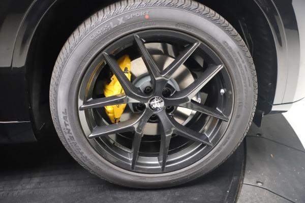 New 2021 Alfa Romeo Stelvio Ti Sport Q4 for sale $56,900 at Bugatti of Greenwich in Greenwich CT 06830 22