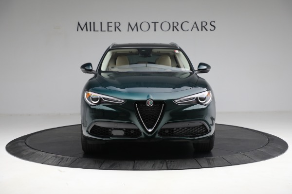 New 2021 Alfa Romeo Stelvio Ti Q4 for sale Sold at Bugatti of Greenwich in Greenwich CT 06830 12