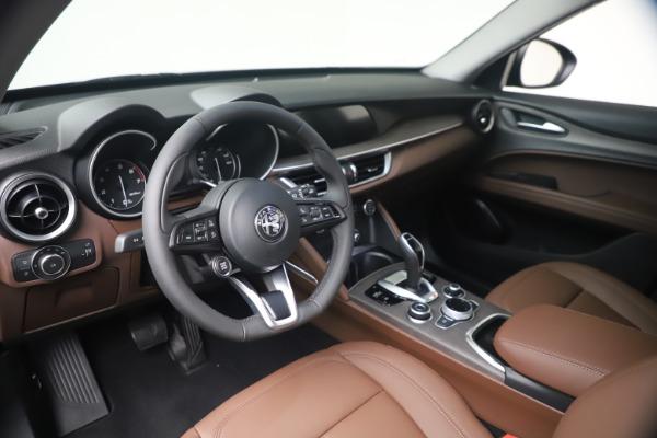 New 2021 Alfa Romeo Stelvio Ti Q4 for sale Sold at Bugatti of Greenwich in Greenwich CT 06830 13