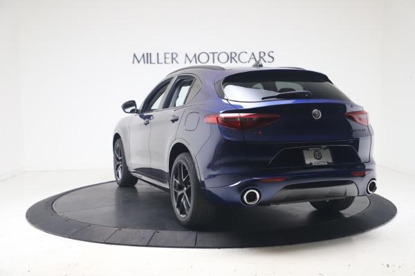 New 2021 Alfa Romeo Stelvio Ti Q4 for sale Sold at Bugatti of Greenwich in Greenwich CT 06830 5