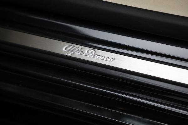 New 2021 Alfa Romeo Stelvio Ti Lusso Q4 for sale $57,400 at Bugatti of Greenwich in Greenwich CT 06830 23