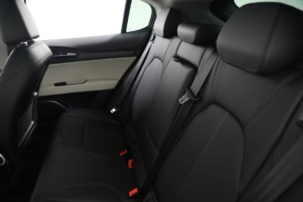 New 2021 Alfa Romeo Stelvio Ti Q4 for sale $54,400 at Bugatti of Greenwich in Greenwich CT 06830 19