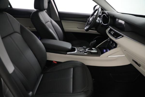 New 2021 Alfa Romeo Stelvio Ti Q4 for sale $54,400 at Bugatti of Greenwich in Greenwich CT 06830 21