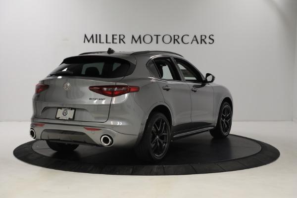 New 2021 Alfa Romeo Stelvio Ti Q4 for sale $54,400 at Bugatti of Greenwich in Greenwich CT 06830 7