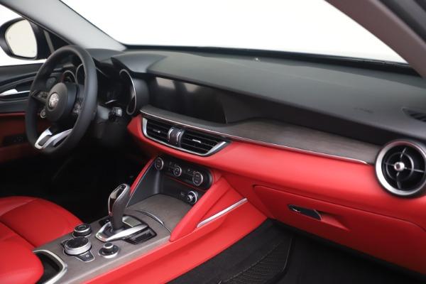 New 2021 Alfa Romeo Stelvio Ti Q4 for sale $54,400 at Bugatti of Greenwich in Greenwich CT 06830 15