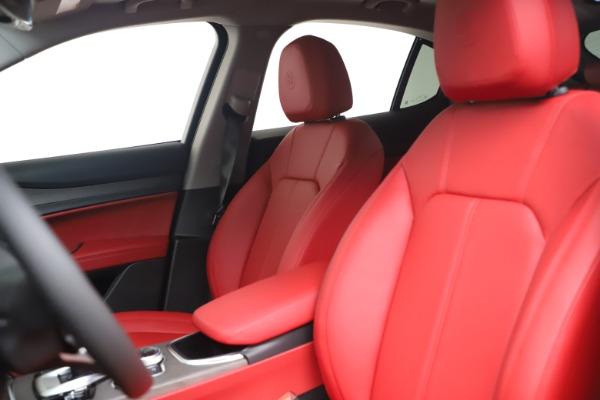 New 2021 Alfa Romeo Stelvio Ti Q4 for sale $54,400 at Bugatti of Greenwich in Greenwich CT 06830 20