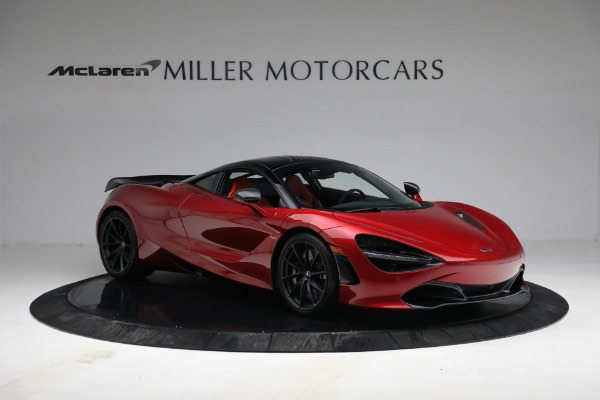 Used 2020 McLaren 720S Performance for sale $329,900 at Bugatti of Greenwich in Greenwich CT 06830 10