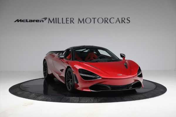 Used 2020 McLaren 720S Performance for sale $329,900 at Bugatti of Greenwich in Greenwich CT 06830 11