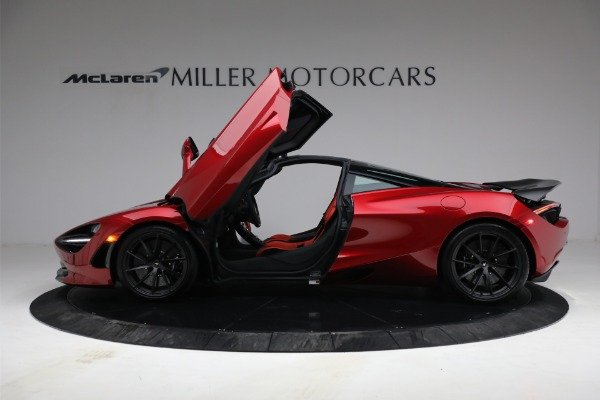 Used 2020 McLaren 720S Performance for sale $329,900 at Bugatti of Greenwich in Greenwich CT 06830 15