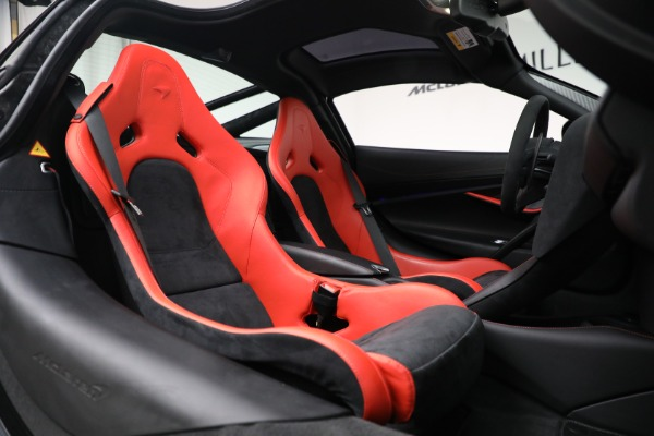 Used 2020 McLaren 720S Performance for sale $329,900 at Bugatti of Greenwich in Greenwich CT 06830 23