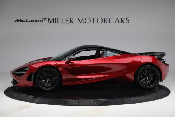Used 2020 McLaren 720S Performance for sale $329,900 at Bugatti of Greenwich in Greenwich CT 06830 3