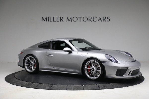 Used 2018 Porsche 911 GT3 Touring for sale $245,900 at Bugatti of Greenwich in Greenwich CT 06830 10