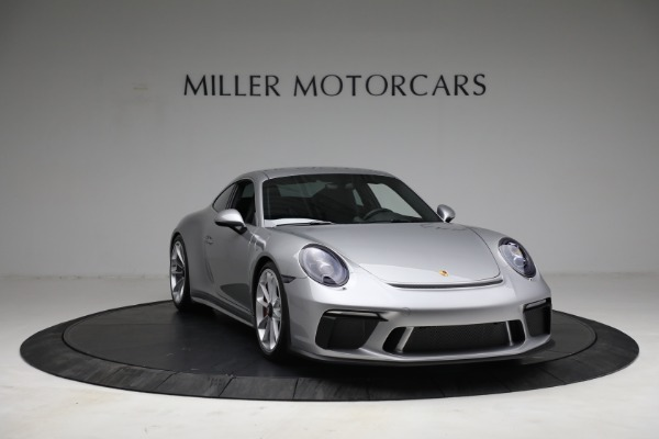Used 2018 Porsche 911 GT3 Touring for sale $245,900 at Bugatti of Greenwich in Greenwich CT 06830 11