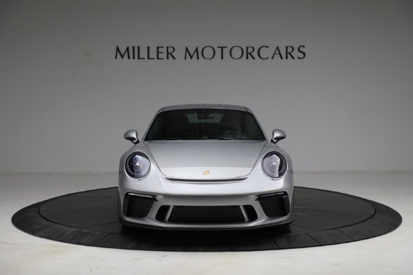 Used 2018 Porsche 911 GT3 Touring for sale $245,900 at Bugatti of Greenwich in Greenwich CT 06830 12