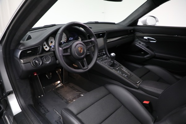 Used 2018 Porsche 911 GT3 Touring for sale $245,900 at Bugatti of Greenwich in Greenwich CT 06830 13