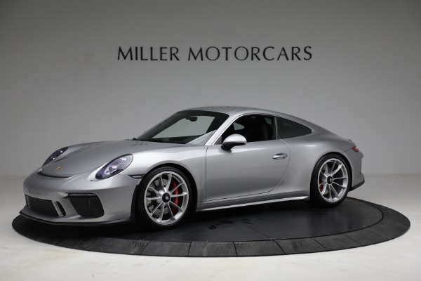 Used 2018 Porsche 911 GT3 Touring for sale $245,900 at Bugatti of Greenwich in Greenwich CT 06830 2