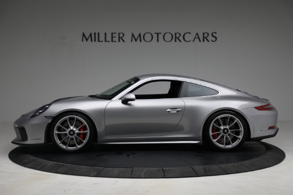 Used 2018 Porsche 911 GT3 Touring for sale $245,900 at Bugatti of Greenwich in Greenwich CT 06830 3