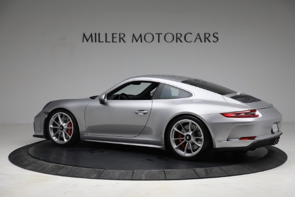 Used 2018 Porsche 911 GT3 Touring for sale $245,900 at Bugatti of Greenwich in Greenwich CT 06830 4