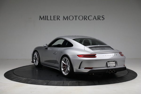 Used 2018 Porsche 911 GT3 Touring for sale $245,900 at Bugatti of Greenwich in Greenwich CT 06830 5