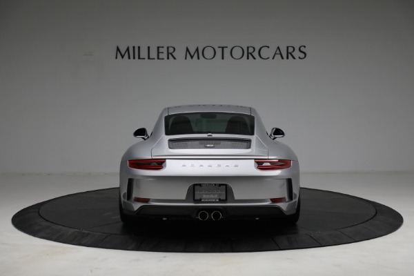 Used 2018 Porsche 911 GT3 Touring for sale $245,900 at Bugatti of Greenwich in Greenwich CT 06830 6
