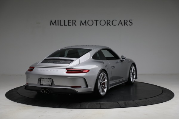 Used 2018 Porsche 911 GT3 Touring for sale $245,900 at Bugatti of Greenwich in Greenwich CT 06830 7