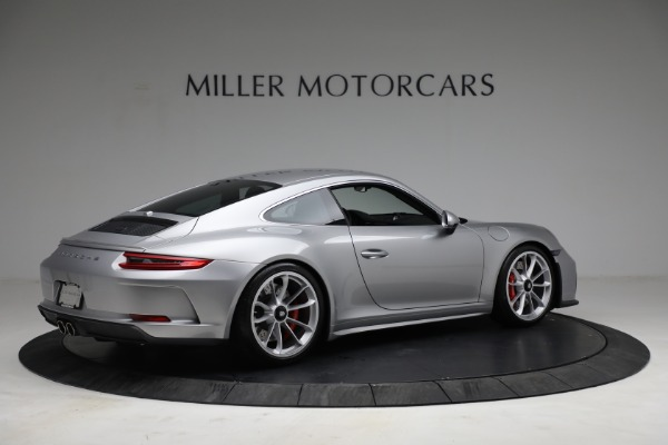Used 2018 Porsche 911 GT3 Touring for sale $245,900 at Bugatti of Greenwich in Greenwich CT 06830 8