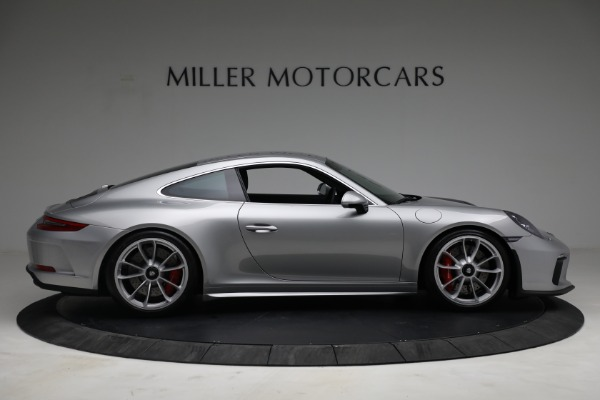 Used 2018 Porsche 911 GT3 Touring for sale $245,900 at Bugatti of Greenwich in Greenwich CT 06830 9