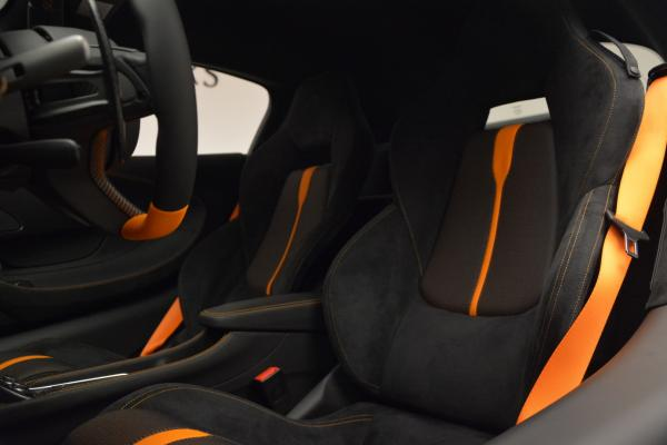 Used 2016 McLaren 570S for sale Sold at Bugatti of Greenwich in Greenwich CT 06830 16
