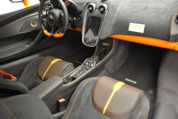 Used 2016 McLaren 570S for sale Sold at Bugatti of Greenwich in Greenwich CT 06830 17