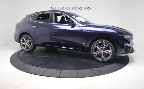 New 2021 Maserati Levante GranSport for sale Call for price at Bugatti of Greenwich in Greenwich CT 06830 10