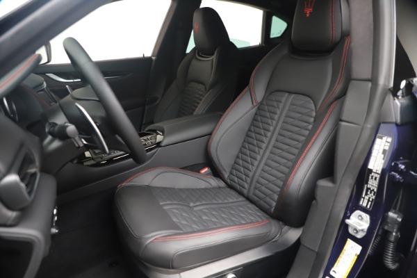 New 2021 Maserati Levante GranSport for sale Call for price at Bugatti of Greenwich in Greenwich CT 06830 15