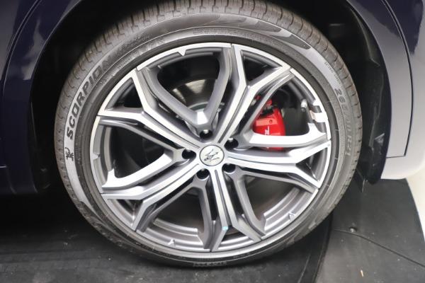 New 2021 Maserati Levante GranSport for sale Call for price at Bugatti of Greenwich in Greenwich CT 06830 22