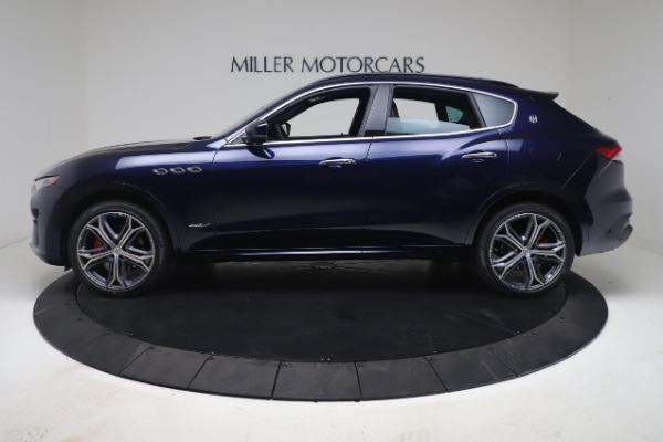 New 2021 Maserati Levante GranSport for sale Call for price at Bugatti of Greenwich in Greenwich CT 06830 3