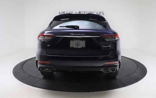 New 2021 Maserati Levante GranSport for sale Call for price at Bugatti of Greenwich in Greenwich CT 06830 6