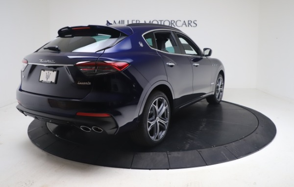 New 2021 Maserati Levante GranSport for sale Call for price at Bugatti of Greenwich in Greenwich CT 06830 7