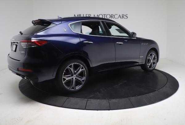 New 2021 Maserati Levante GranSport for sale Call for price at Bugatti of Greenwich in Greenwich CT 06830 8