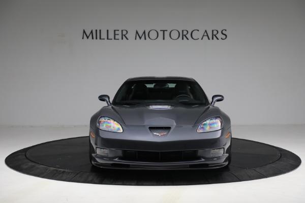 Used 2010 Chevrolet Corvette ZR1 for sale $85,900 at Bugatti of Greenwich in Greenwich CT 06830 12