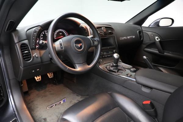 Used 2010 Chevrolet Corvette ZR1 for sale $85,900 at Bugatti of Greenwich in Greenwich CT 06830 13